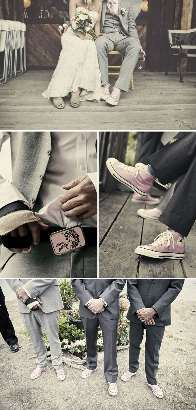 7668668cb6be Converse wearing wedding! YUPP. The men in my wedding will totally be  rocking high-tops  )