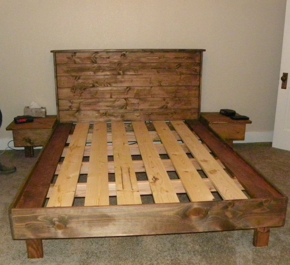 Cheap Bed Frames No Box Spring In 2021 Cool Bed Frames Cheap Bed Frame Bed Frame With Drawers Bed frame and box spring