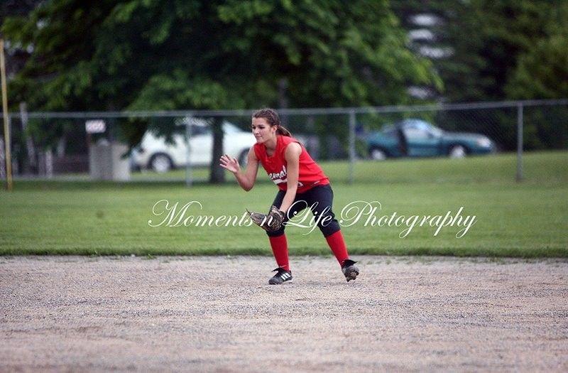 The state of Maine high school senior softball all-stars