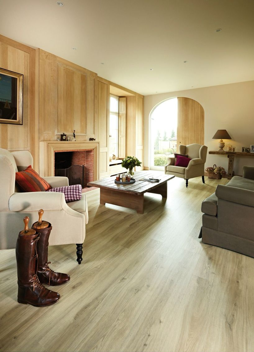 Moduleo Transform by Paul Webb Interior design, Living
