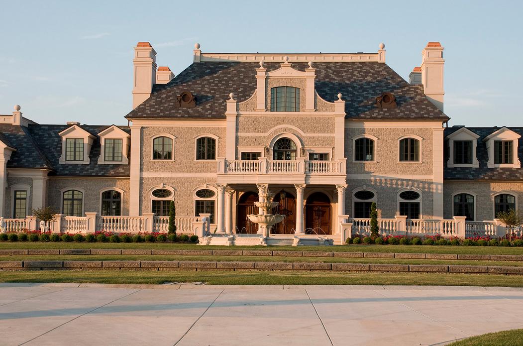 More pics of an ohio mega mansion homes of the rich - Mansiones de ensueno ...