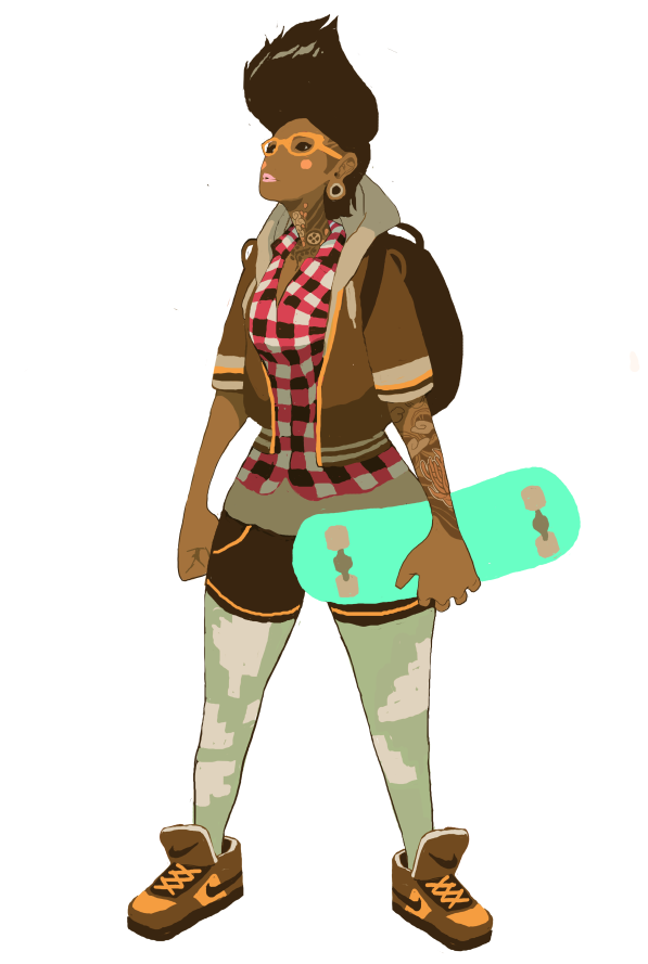 Doo Wop By Contraomnes On Deviantart Skate Decks Designs