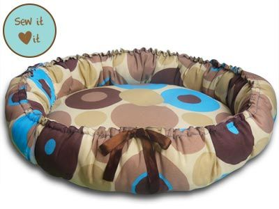 Free Pattern For Dog Bed This S Soft Cushiony Surface