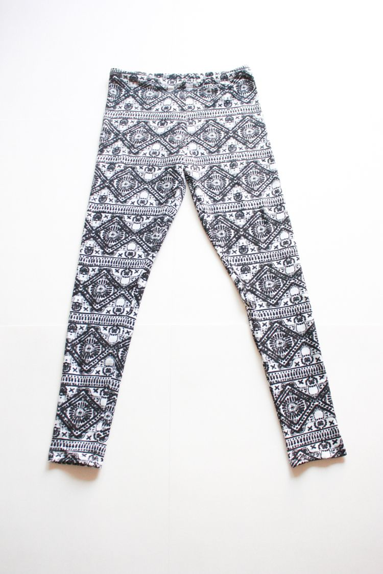Drafting and Sewing Leggings // Stretch Yourself | Ropa para ...