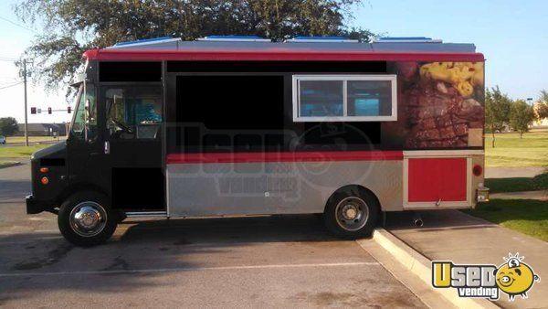 Trucks For Sale In Okc >> Wyss Grumman Olsen Mobile Kitchen Truck For Sale In
