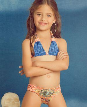 27ba958833 Maaji Kids Swimwear Purplish Caleido bikini   Kayokoko Swimwear $66  http://www.