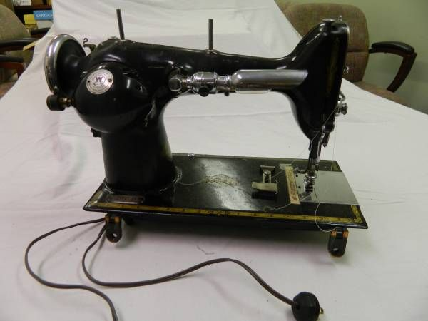 Free Westingtonhouse Brand Antique Sewing Machine Www Interesting Craigslist Industrial Sewing Machine