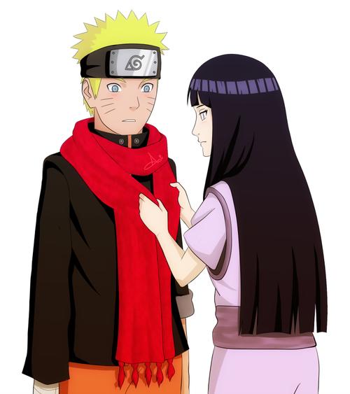 Neji and Hinata
