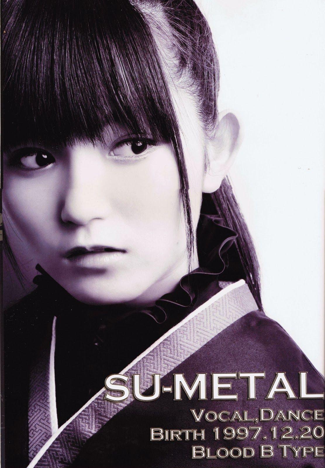 SUMETAL BABYMETAL Pinterest Metals