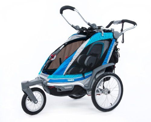 Thule Chariot Chinook Single Stroller Poussette Bebe Poussette