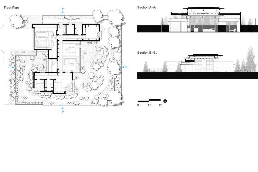 City Cabin Custom Home Magazine Olson Kundig Seattle Wa Single Family House And Home Magazine Floor Plans Architect Magazine