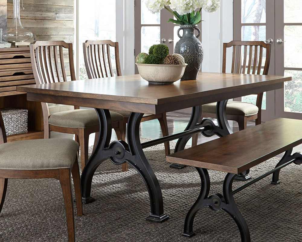 Liberty Arlington House Dining Room Collection Knoxville Wholesale Furniture In 2020 Dining Table Dining Table In Kitchen Liberty Furniture