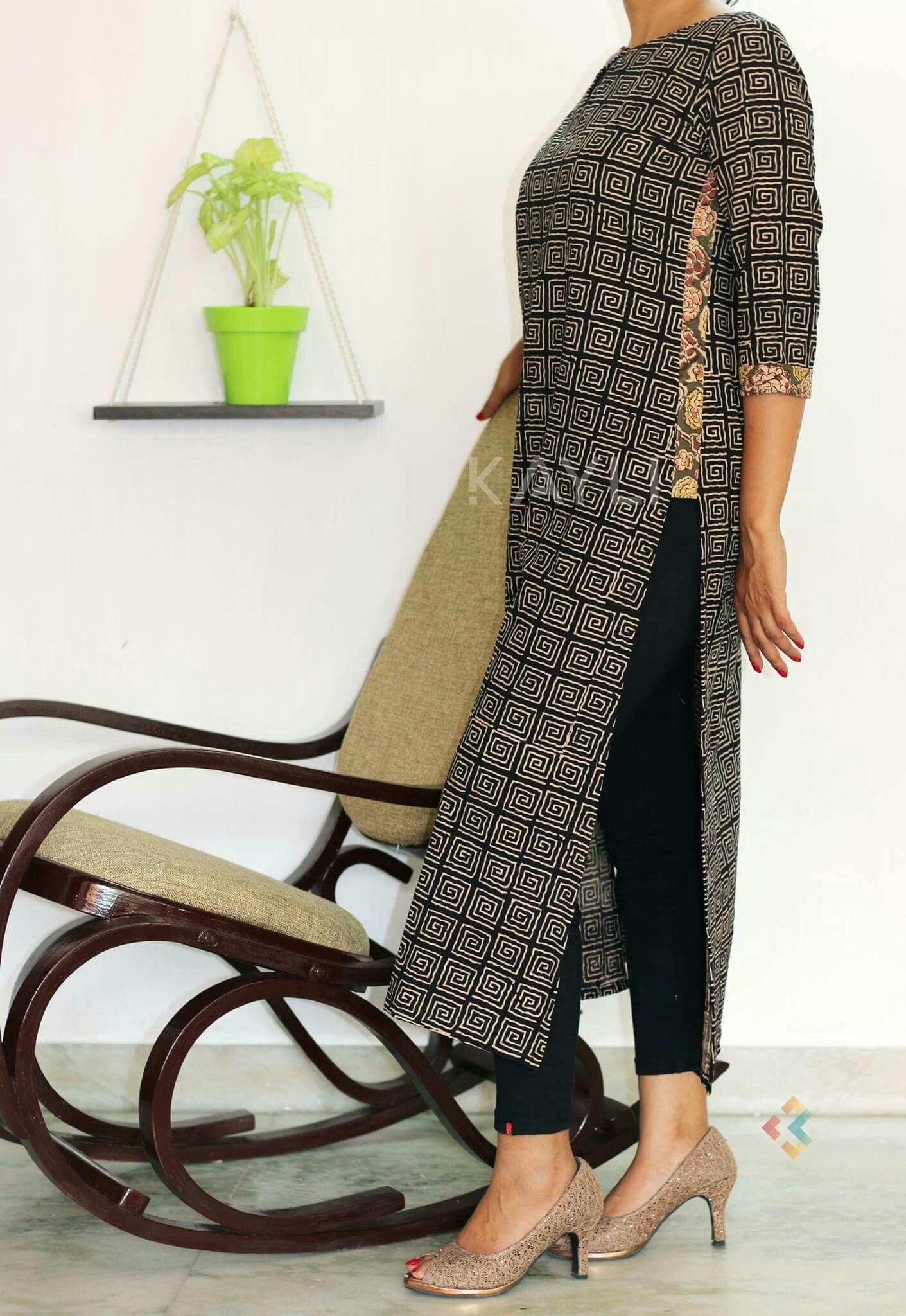 Smart way to loosen nd reuse a tight kurta | Wardrobe ideas ...