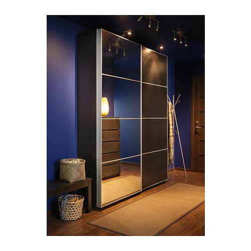 PAX Wardrobe with interior organizers IKEA 10-year Limited Warranty