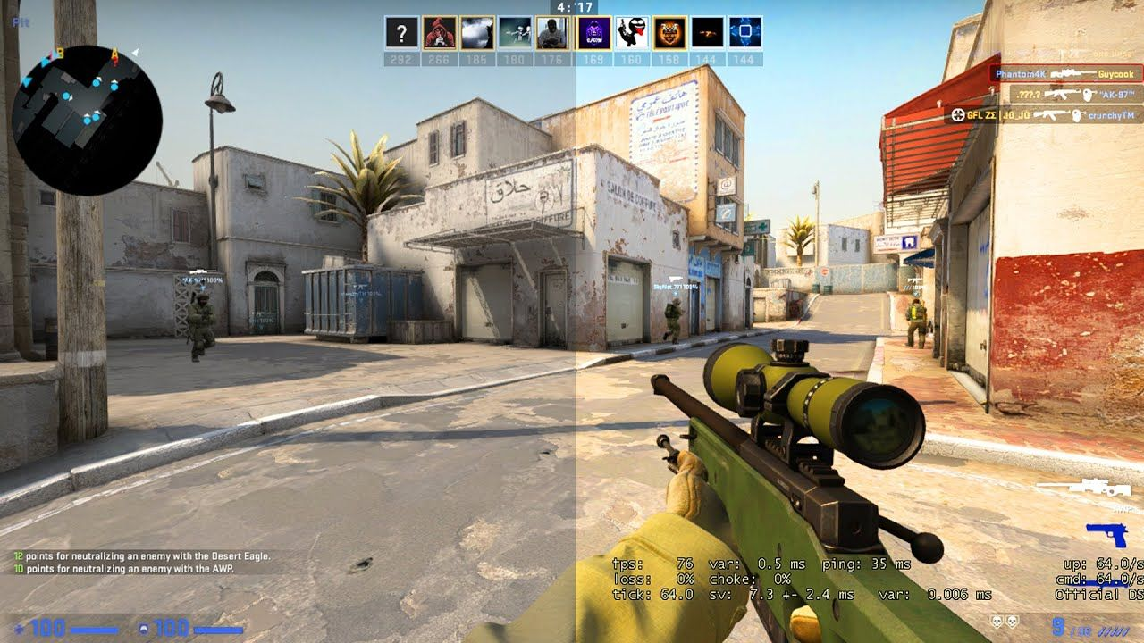How to make csgo more colorful 2020 counterstrike