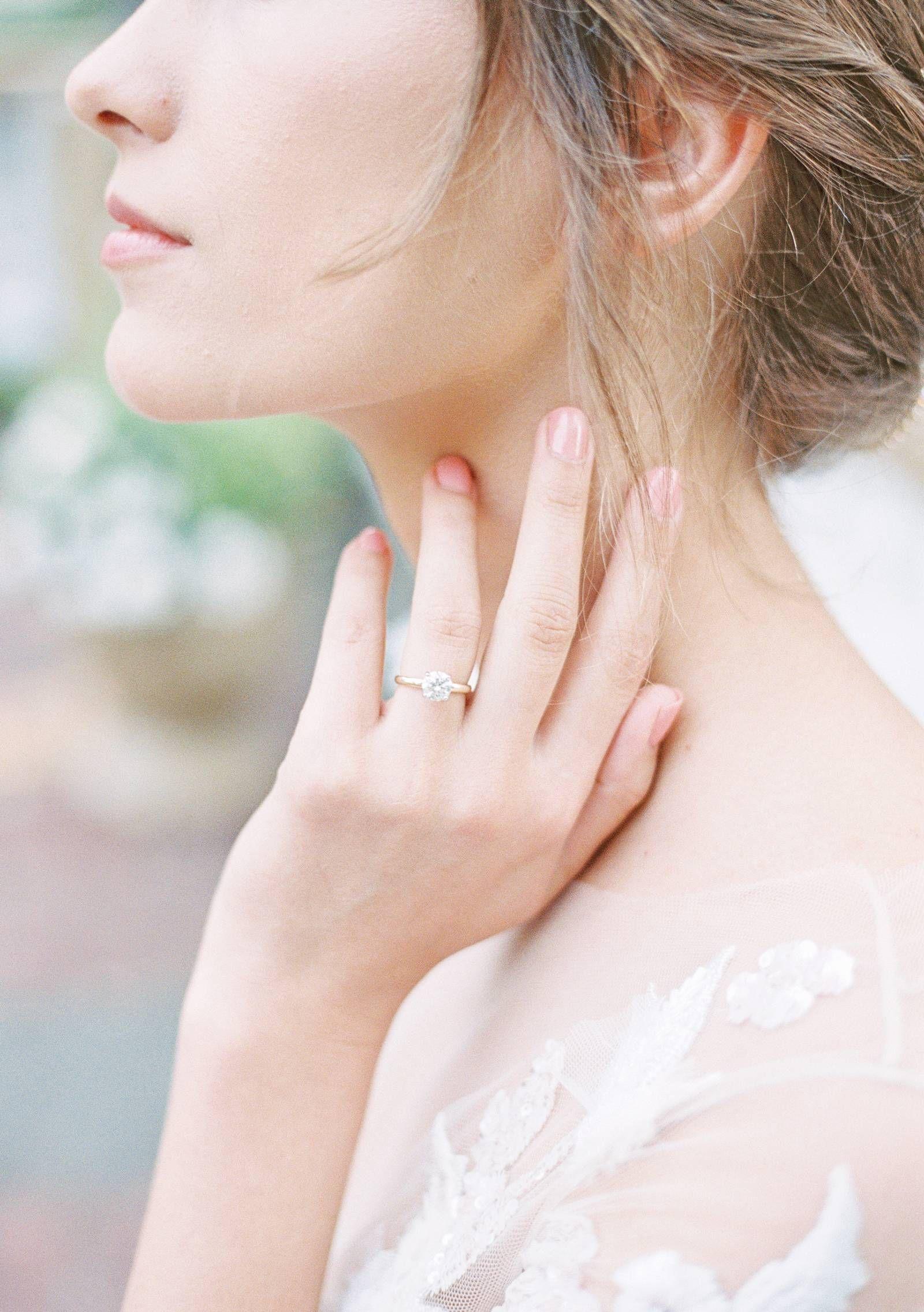 Elevated Garden Wedding Celebration    Washington Styled Shoot   Gallery   Item 11 #bridalportraitposes