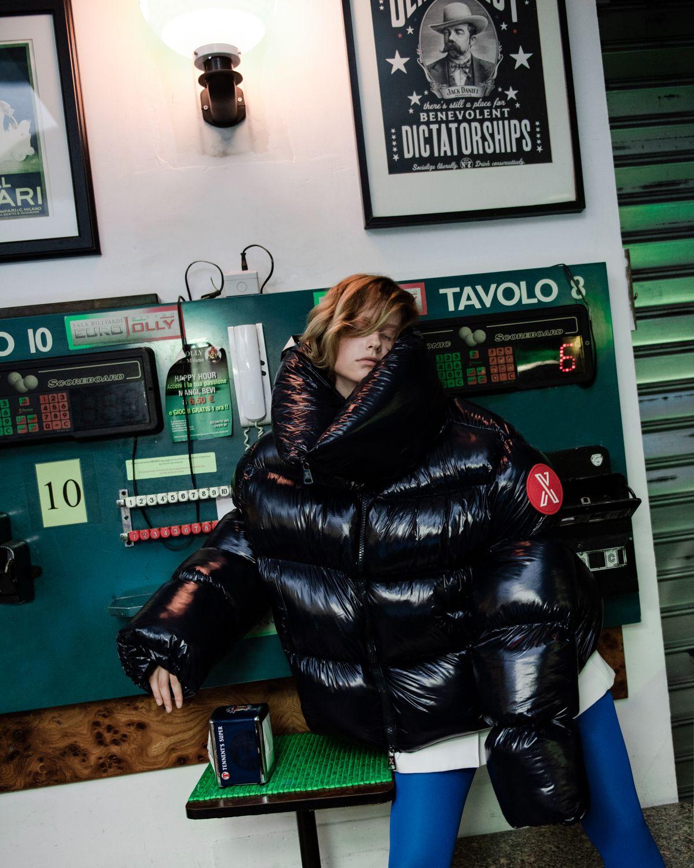 Xumu Hardknud In 2020 Puffer Coat Puffer Jacket Women Feather Jacket