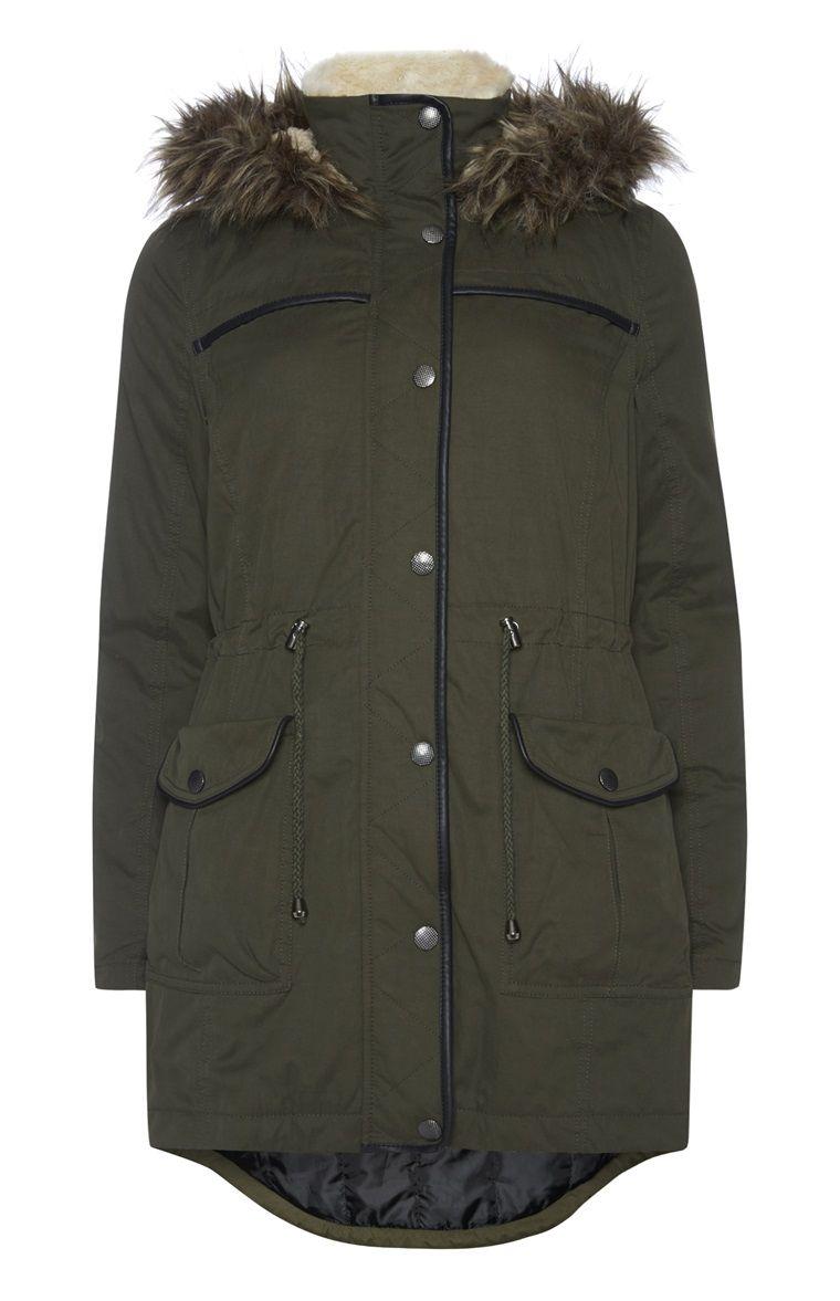 Ladies coats uk primark