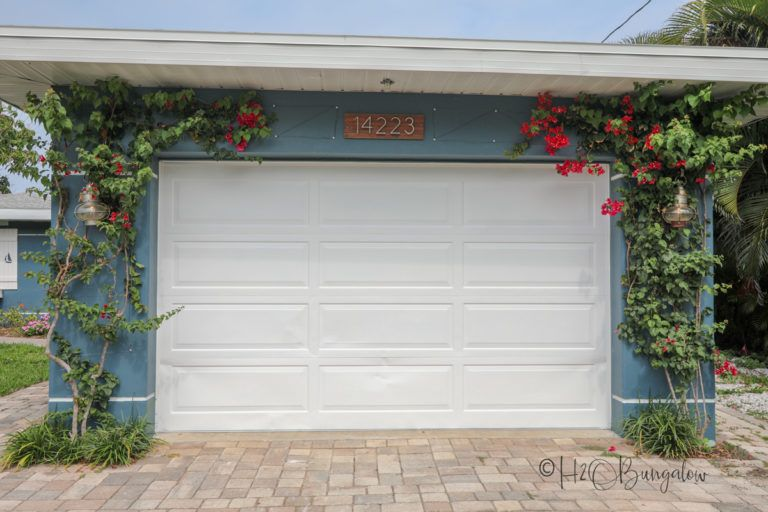 How To Make Faux Garage Door Windows Faux Garage Door Windows Garage Door Windows Garage Doors