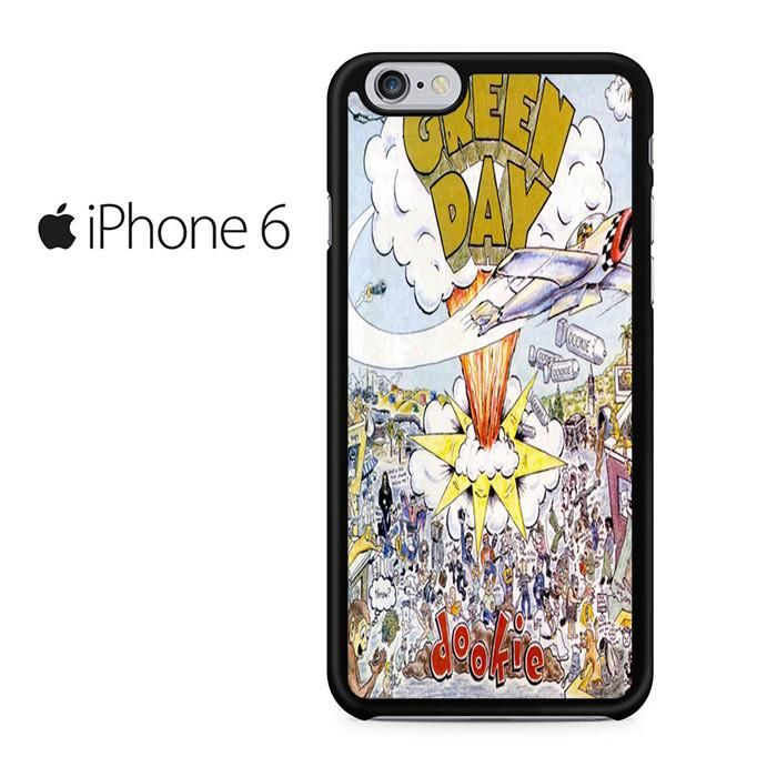 Dookie Album Animation Green Day Iphone 6 Iphone 6S Case