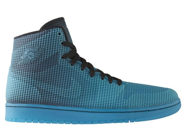 Nike Air Jordan 4Lab1 Black Tropical Teal (677690-020) - RMKstore