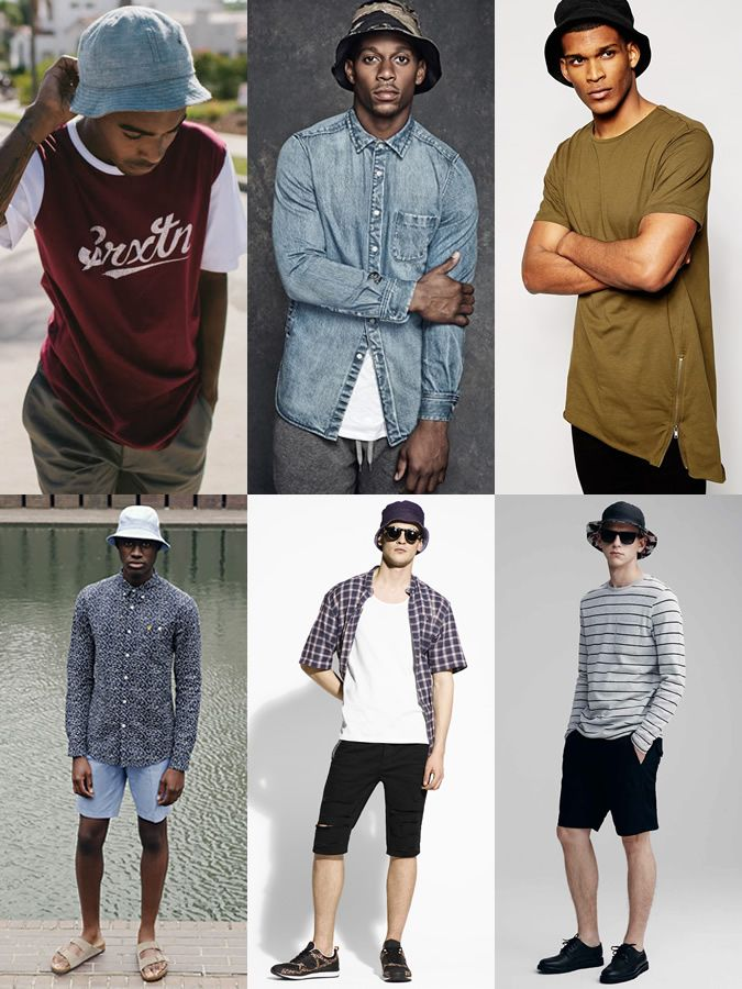 aaecae767627f Men s Bucket Hat Outfit Inspiration Lookbook