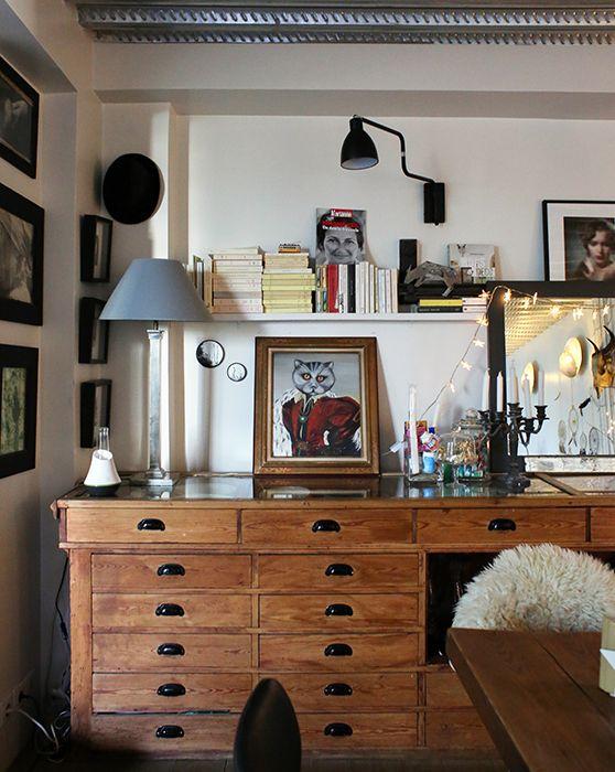 Alexandra Pantin Inside Closet Decoration Interieure Deco Maison Mobilier De Salon