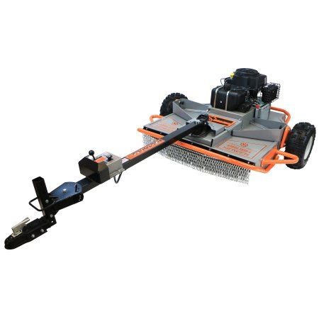 Dirty Hand Tools 46 Inch Rough Cut Mower with 19 HP Kohler