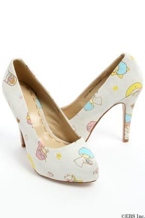 Little Twin Stars heels