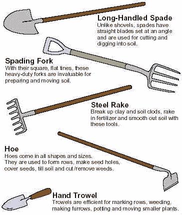46ec0f1c370d5df33e6d3a44941c0699 - Gardening Tools With Names And Uses