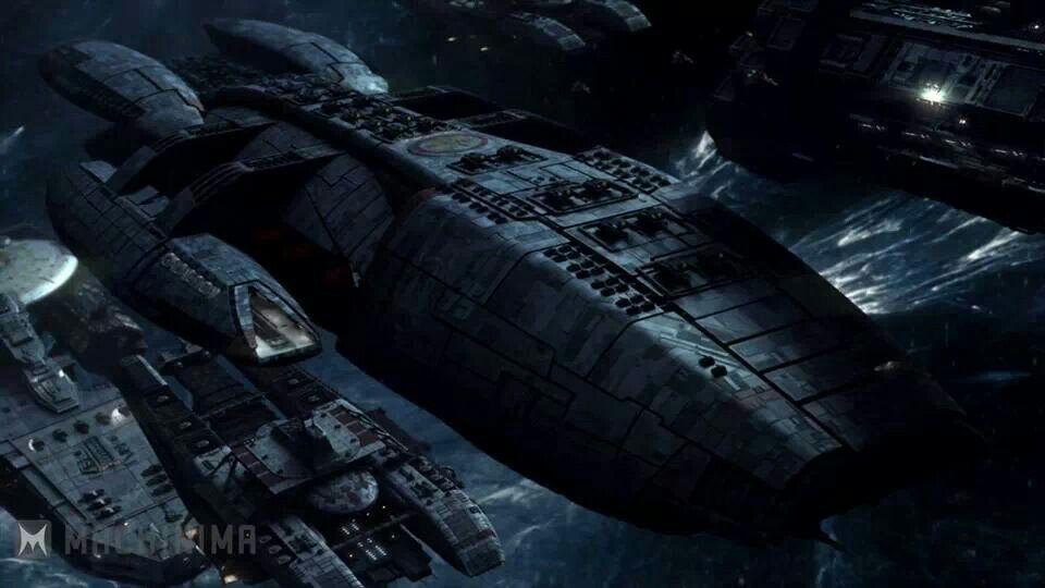 Pin By David Markham Jones On Spaceships Battlestar Galactica