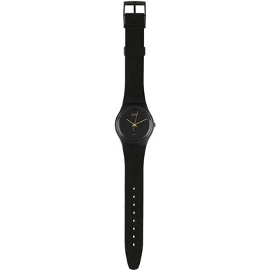Swatch Black-Magic GB101RE - 1984 Fall Winter Collection