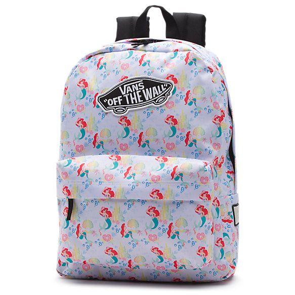 ba23c3dcc94d Disney Backpack vans the little mermaid ariel