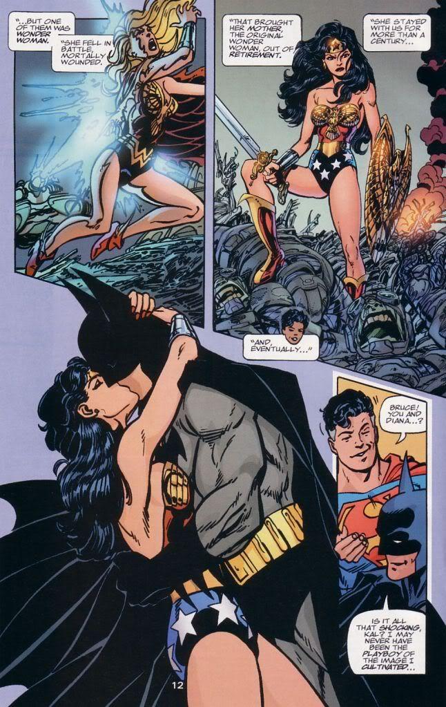 Bruce And Diana Finally  Superheroes  Batman Wonder Woman, Wonder -2473