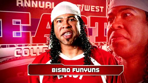 The More Key & Peele East/West Bowl Names, The Better