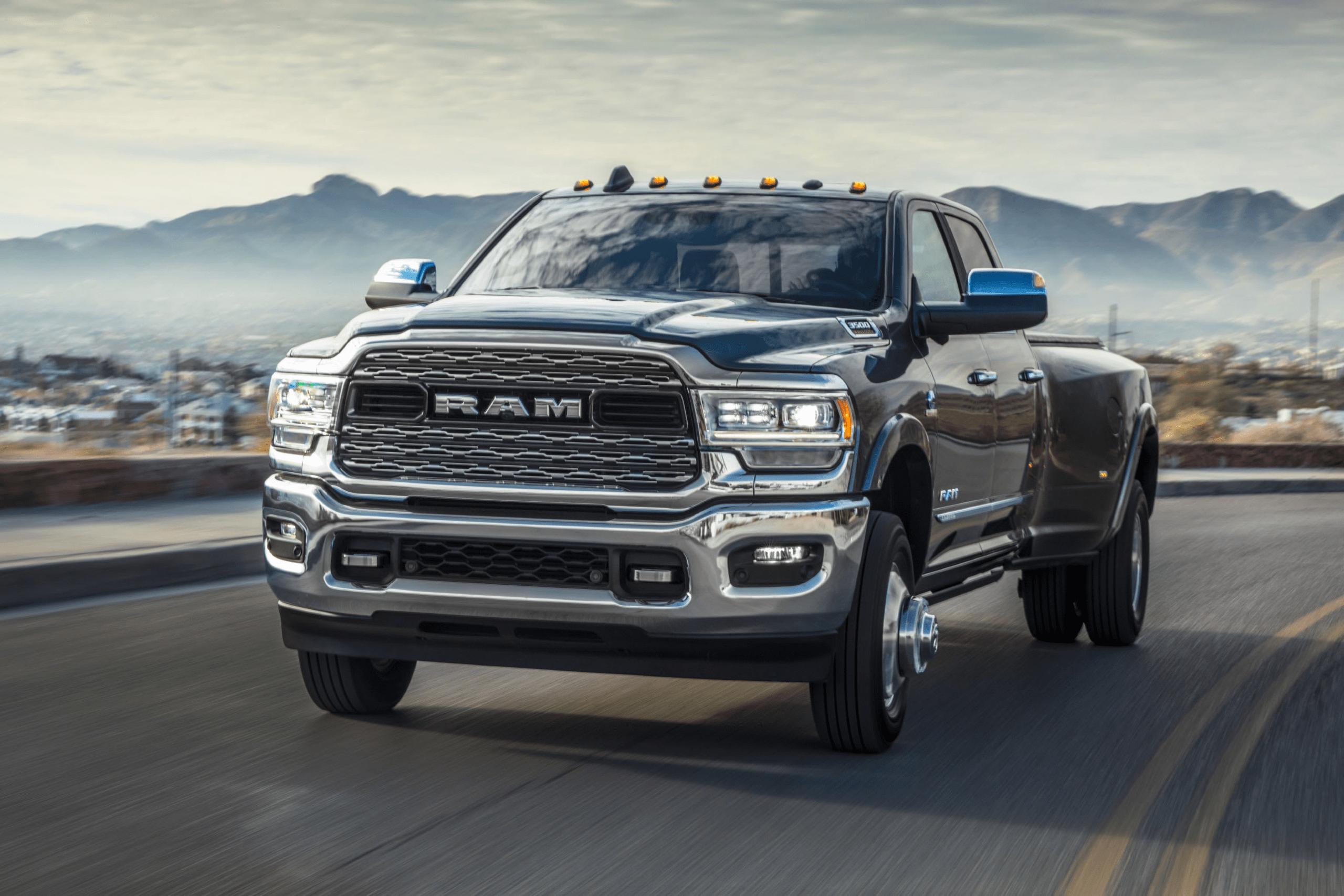 2020 Dodge Ram Truck Exterior And Interior In 2020 Pickup Trucks Heavy Duty Trucks Ram Trucks