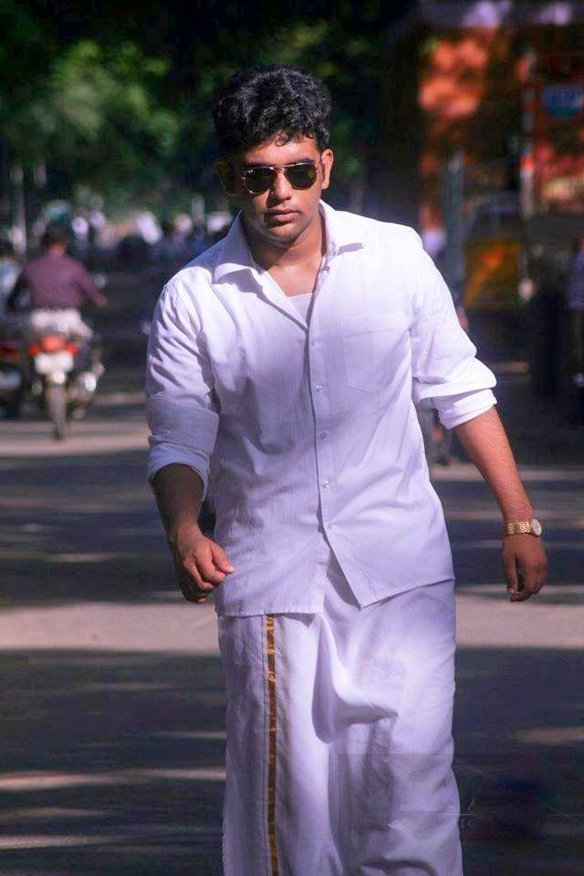 ce3a0617dd veshti - men's traditional attire of tamil nadu #MyStateWithJaypore ...