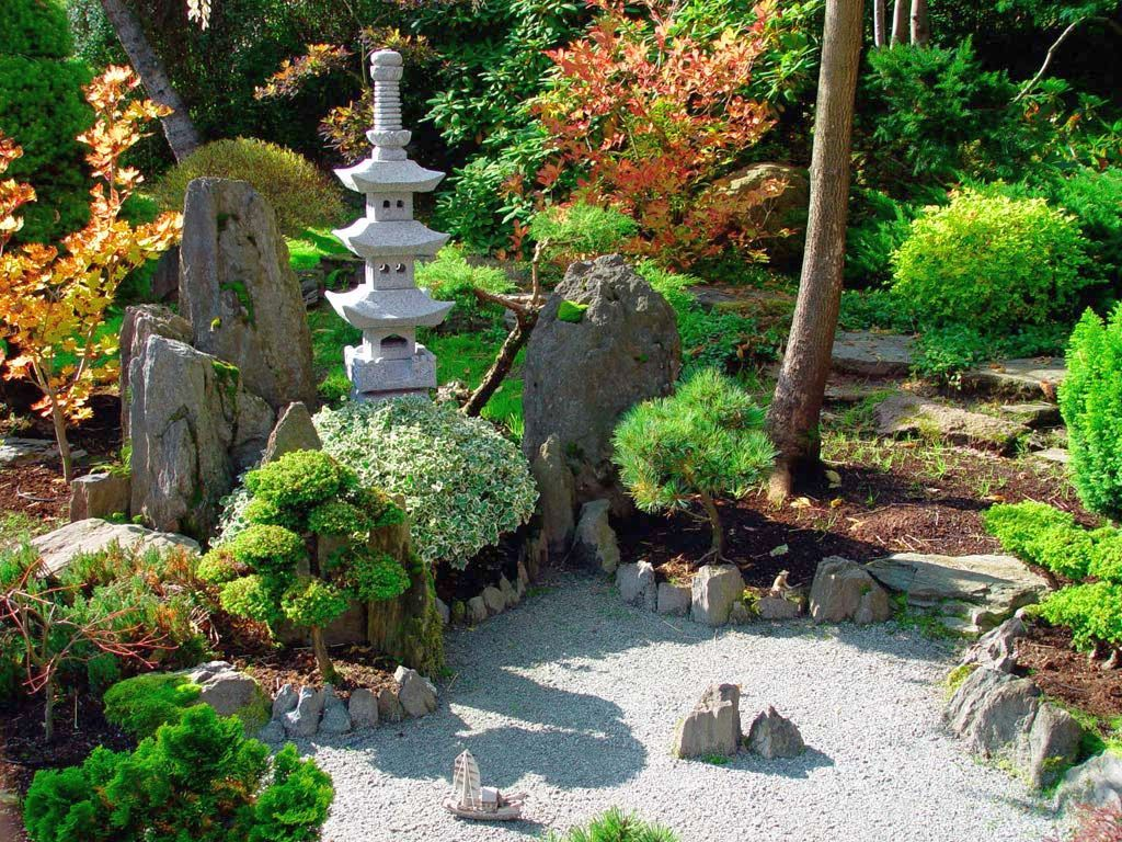 Get Inspired With This Amazing Photo Of Japanese Garden Backyard Design Stone Pagoda You Cant Be Wrong It