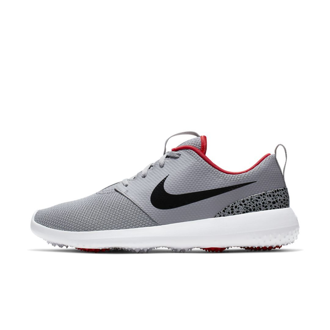 Nike Roshe G Men S Golf Shoe Size 9 5 Cement Grey Golf Shoes Mens