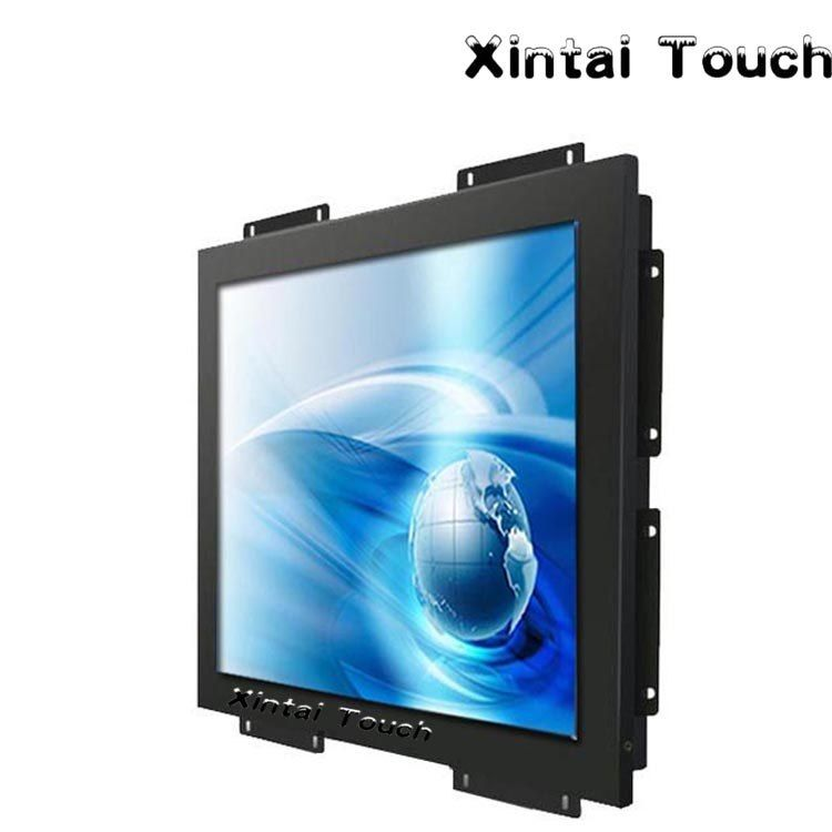 Metal Frame Touch Screen Computer Monitor 17 Inch Touch Screen Computer Touch Screen Interface Touch Screen