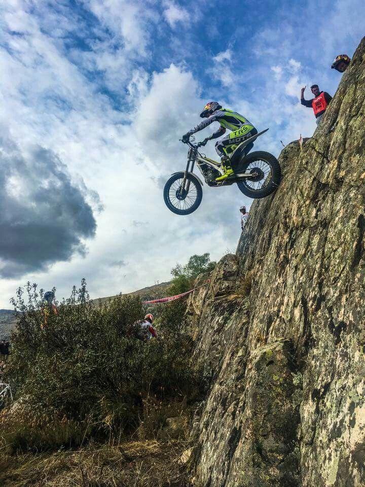 Pin By Geoff Almvig On Moto Trial Bike Bike Lovers Dirt Bikes