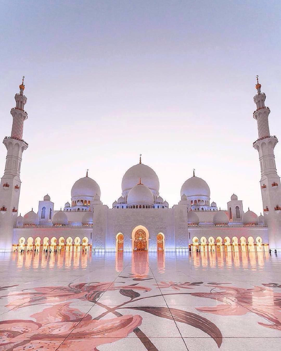 Sheikh Zayed Mosque Mosque Architecture Grand Mosque Mosque