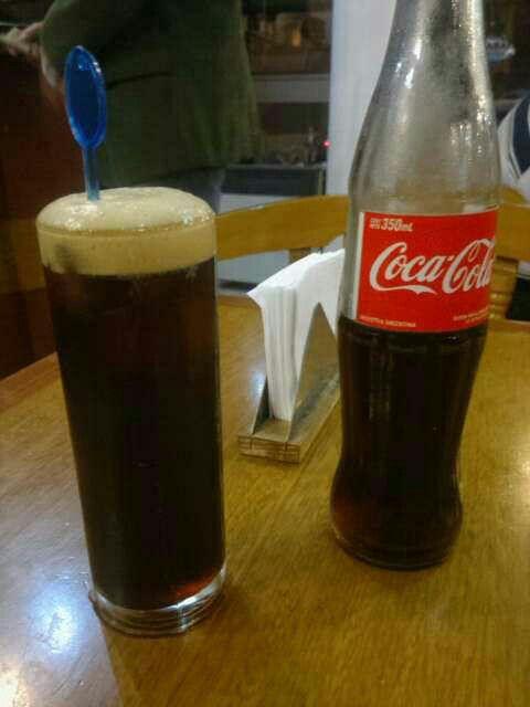 Infaltable el Fernet con coca