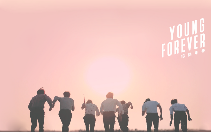 Young Forever Pink Desktop Wallpapers Album On Imgur Bts Wallpaper Desktop Computer Wallpaper Desktop Wallpapers Bts Wallpaper