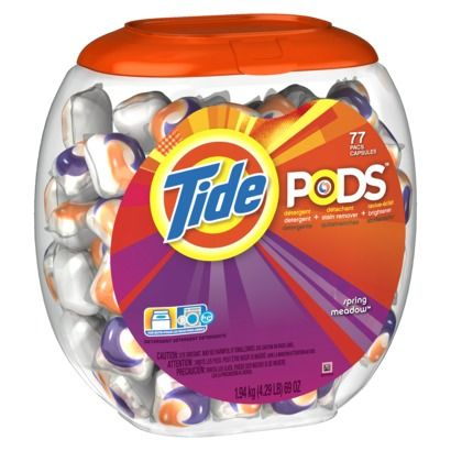 I Was So Excited When Tide Pods Were Released This Is A Lot