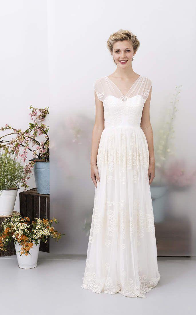 Brautmode für Frauen ab 50 | Neue brautkleider, Brautmode ...