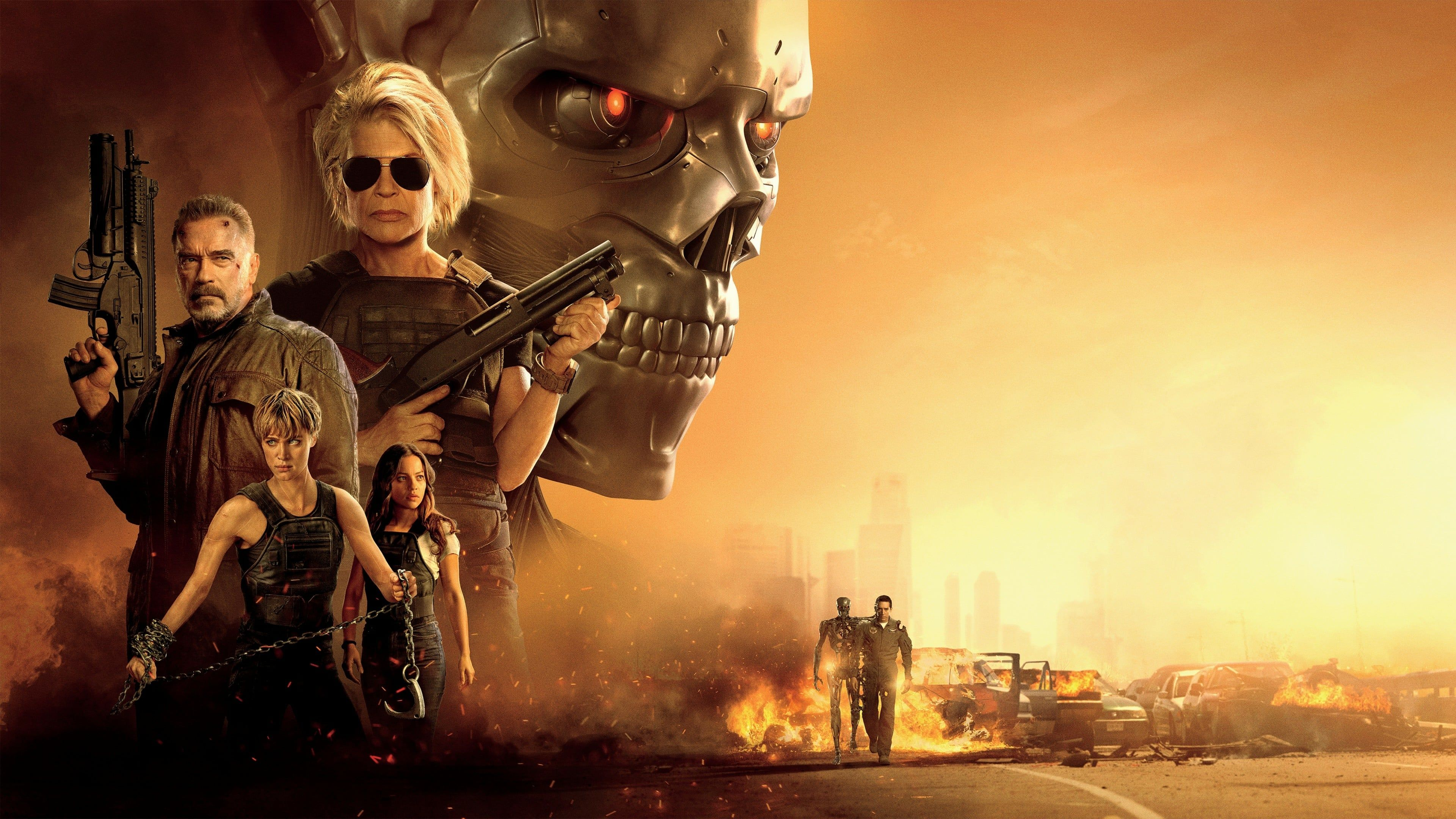 Regarder Terminator Dark Fate Film Complet En Ligne Gratuit De