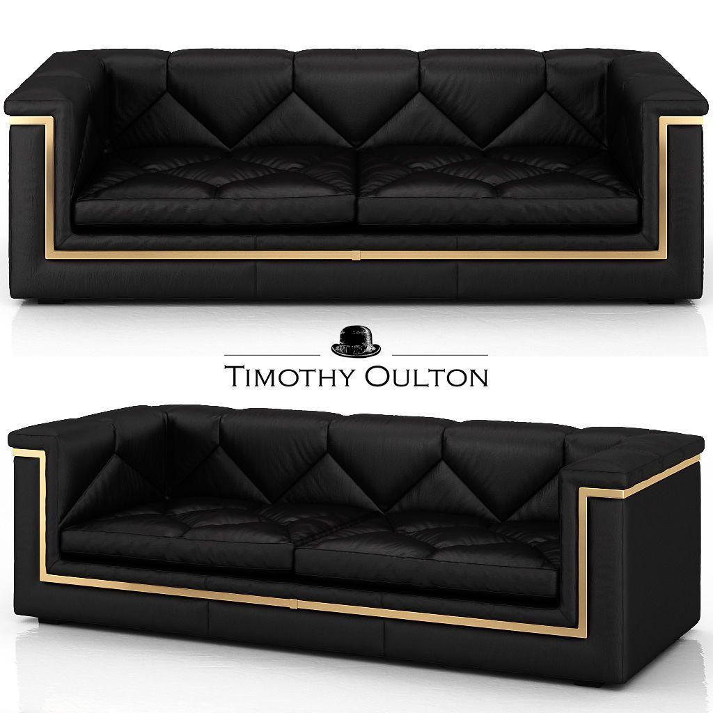 Gatsby Sofa By Timothy Oulton 3d Model Luxury Sofa Design Modern Sofa Designs Living Room Furniture Recliner