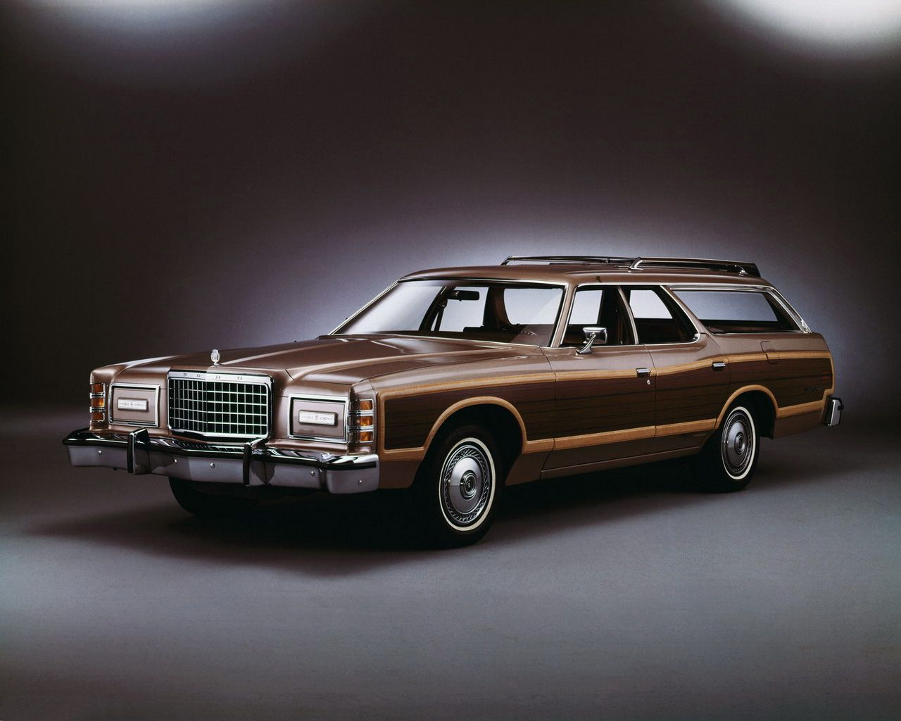 1976 ford ltd country squire station wagon