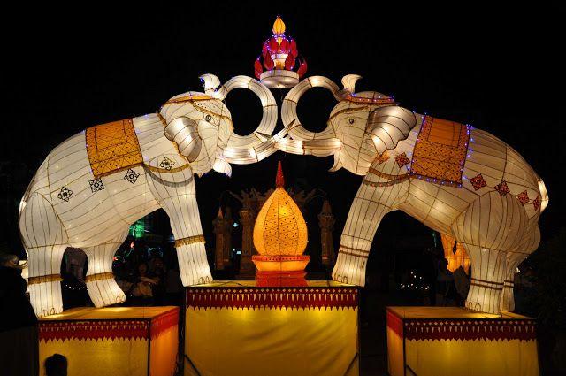 Festival of Lights #Thailand